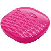 HarrisCommunications Amplifyze TCL PULSE Bluetooth Enabled Vibration and Sound Alarm, Pink (HRSC2600)