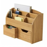 Lipper International  Bamboo Space Saving Desk Organizer (LIPHM224)