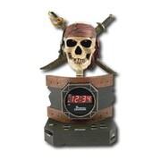 Disney Pirates of the Caribbean Alarm Clock Radio (MGGD3336)