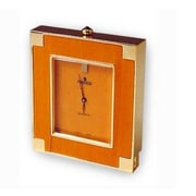 Natico Originals  Wood Desk Clock (NOI050)