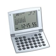 Natico Originals  World Time Alarm Clock And Cal (NOI058)