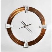 Nova  Decoround Roman- Clock- Rootbeer- Bronze- Silver (NVA300)