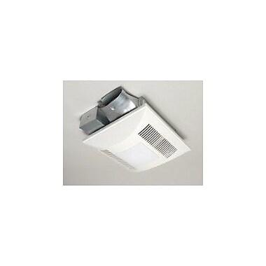Panasonic Ventilation Fan 80Cfm Low Profile With Light OCI9246 Staples