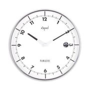 Opal Luxury Time Products  Round Stainless Steel Clock With Date (OPLX052)
