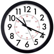 La Crosse Technology Ltd 404-2636 14 in. Quartz Commercial Wall Clock (TRVAL83932)