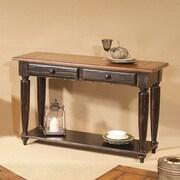 Progressive Furniture Country Vista Console Table