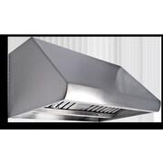 ProLine Range Hoods 36'' 1000 CFM Ducted Wall/Under Cabinet Range Hood; Back