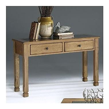 Progressive Furniture Rustic Ridge Console Table