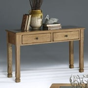 Progressive Furniture Rustic Ridge Console Table