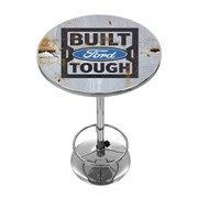 Ford Chrome Pub Table - Built Ford Tough (886511971882)