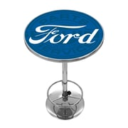 Ford Chrome Pub Table - Ford Genuine Parts (886511971899)