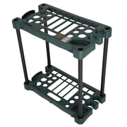 Stalwart Compact Garden Tool Storage Rack -  Fits Over 30 Tools (886511973817)