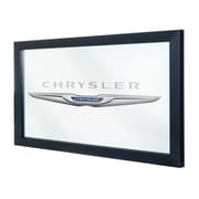 Chrysler Framed Logo Mirror (886511977730)