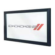 Dodge Framed Logo Mirror (886511977679)
