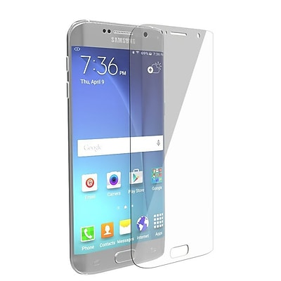 Mota Tamo Shatterproof Curved Glass Screen Protector for Samsung Galaxy S6 Edge Smartphone (SHATPRF-S6E)