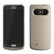 Mota® Tamo Extended Battery Case for Samsung Galaxy S7, 3500 mAh, Gold (TA-S7BAT1-D)