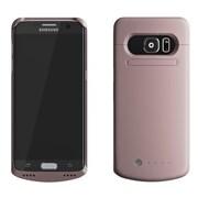 Mota® Tamo Extended Battery Case for Samsung Galaxy S7 Edge, 5000 mAh, Pink (TA-S7ED1-P)