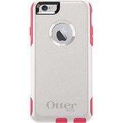 "OtterBox® 77-51478 Commuter Polycarbonate/Synthetic Rubber Case for 5 1/2"" Apple iPhone 6 Plus/6s Plus, Neon Rose"