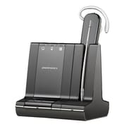 Plantronics 83542 01 KIT Wireless Headset System with APC 45 EHS Cable, Black by