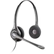 Plantronics® SupraPlus® HW261N Noise Cancelling Binaural Headset with Microphone