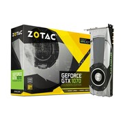 Zotac® GTX 1070 Founders Edition GDDR5 256-bit PCI Express 3.0 8GB Graphic Card