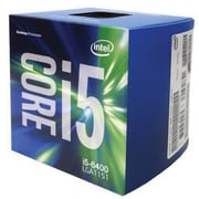 Intel® Core™ i5-6400 Desktop Processor, 2.7 GHz, Quad Core, 6MB (BX80662I56400)