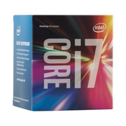 Intel® Core™ i7-6700 Desktop Processor, 3.4 GHz, Quad Core, 8MB (BX80662I76700K)