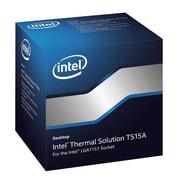 Intel® 3850 RPM Cooling Fan/Heatsink, Black (BXTS15A)