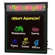 Royal Sovereign® LED Sign Board with Scrolling Messenger (RSB-1360)