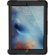 """Griffin GB40362 Survivor Slim Polycarbonate Shell with Silicone Wrap Carrying Case for 12.9"""" Apple iPad Pro, Black"""