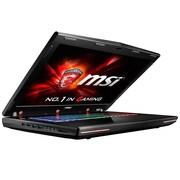"""msi® GT72 6QE Dominator ProG Tobii 17.3"""" Laptop, IPS, Intel i7-6700HQ, 1TB HDD/512GB SSD, 32GB RAM, WIN 10 Home, Black"""