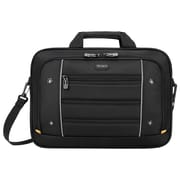 "Targus® TBT271 Drifter Top Load Case for 15.6"" Laptop, Black/Gray"