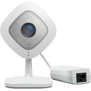 Netgear® Arlo™ Q Plus VMC3040S-100NAS Wireless Security Camera, Night Vision, White