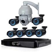 Night Owl AHD B-A720-81-6-1PTZ Wired Video Surveillance System