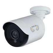 Night Owl CAM-2PK-HDA10W-BU Wired Indoor/Outdoor Bullet Security Camera, Night Vision, White, 2/Pack