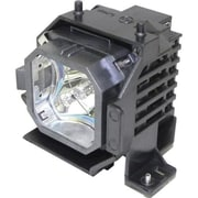 eReplacements Replacement Lamp for Epson EMP-830, EMP-830P LCD Projector, 200 W (ELPLP31-ER)