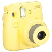 Fujifilm Instax Mini 8 Instant Film Camera Accessory Kit, Yellow