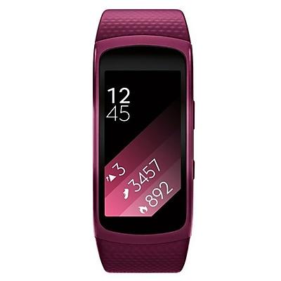 Samsung Gear Fit 2 Large Activity Tracker, Pink (SM-R3600ZIAXAR) IM11Y8073