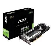 msi® GTX 1070 Founders Edition GDDR5 256-bit PCI Express x16 3.0 8GB Graphic Card