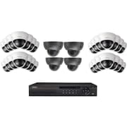 Q-See® QC8832-32CX-10 Wired 32 Channel Video Surveillance System, Night Vision, Black/White