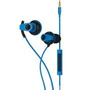 BlueAnt Pump Boost PUMP-BST-BL Black Wired HD Audio Sportbuds