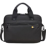 "Case Logic® BRYA111BLACK Bryker Polyester Carrying Case for 11.6"" Notebook, Black"