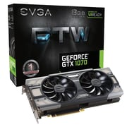 EVGA® GTX 1070 FTW GDDR5 256-bit PCI Express x16 3.0 8GB Gaming Graphic Card