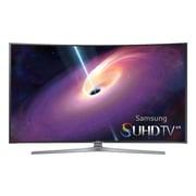 """Samsung 9 Series JS9100 78"""" 2160p Curved Smart LED TV, Black"""