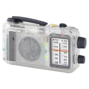 Sangean MMR-77CLX AM/FM Multi-Powered Radio, Clear