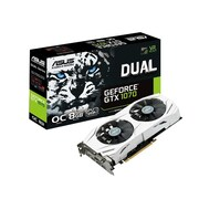 ASUS® DUAL-GTX1070 GDDR5 256-bit PCI Express 3.0 8GB Graphic Card