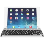 "BRYDGE BRY5001 BrydgeMini Aluminum Bluetooth Keyboard for 7.9"" Apple iPad mini 1/2/3, Silver"