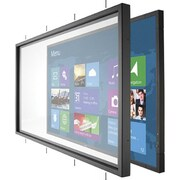 """NEC® OL-V652 65"""" Digital Signage Display Infrared Multi-Touch Overlay Accessory, 16:9, LCD"""
