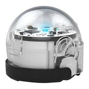Ozobot® 2.0 Bit Pro Series Learning Game Toy Robot, Crystal (OZO-020101-01)