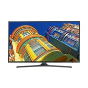 "Samsung 6 Series KU6290 55"" 2160p LED-LCD TV, Black"